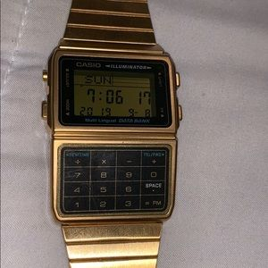 Vintage Casio watch